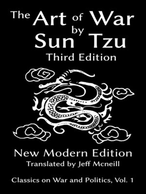 cover image of The Art of War by Sun Tzu