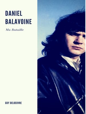 cover image of Daniel Balavoine