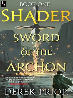 cover image of Sword of the Archon