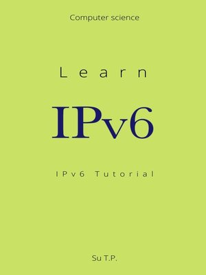 cover image of Learn IPv6