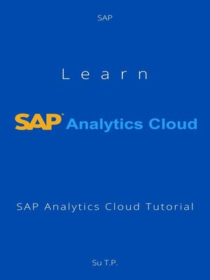 cover image of Learn SAP Analytics