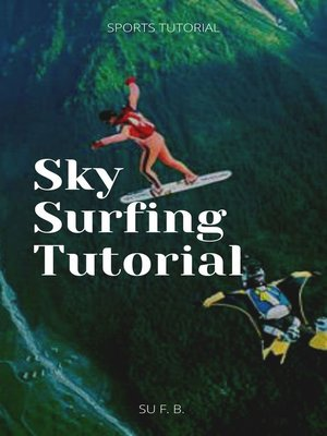 cover image of Sky Surfing Tutorial