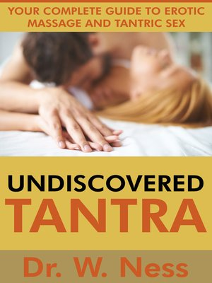 cover image of Undiscovered Tantra