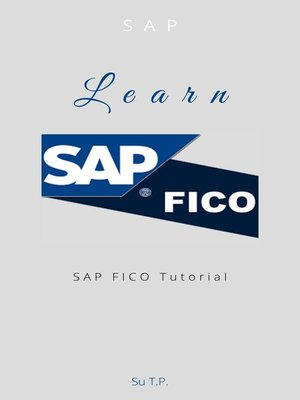 cover image of Learn SAP FICO