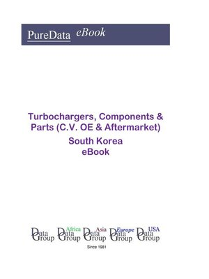 cover image of Turbochargers, Components & Parts