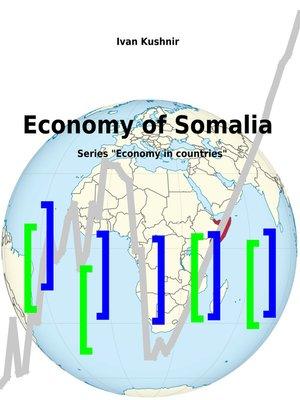 cover image of Economy of Somalia