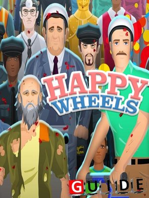 cover image of Happy Wheels Complete Tips and Tricks