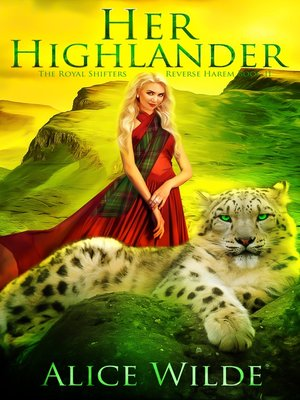 cover image of Her Highlander