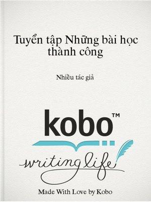 cover image of Tuyển tập Những bài học thành công