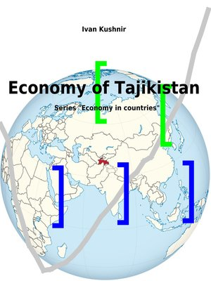 cover image of Economy of Tajikistan