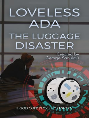 cover image of The Luggage Disaster