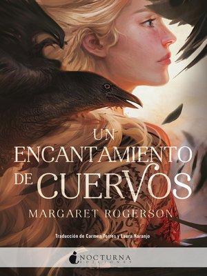 cover image of Un encantamiento de cuervos