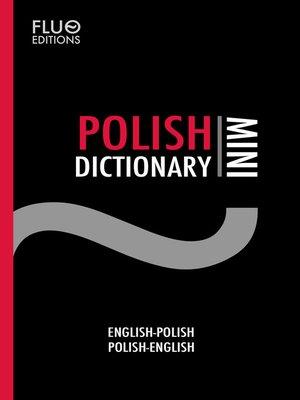 cover image of Polish Mini Dictionary