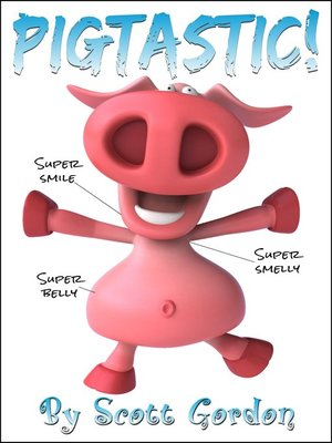 cover image of Pigtastic, Book 1