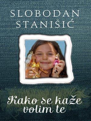 cover image of Kako se kaže volim te