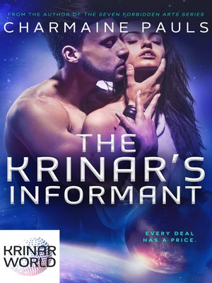 cover image of The Krinar's Informant