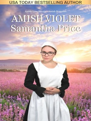cover image of Amish Violet