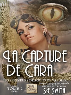 cover image of La capture de Cara