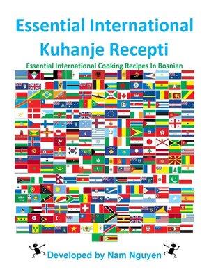 cover image of Essential International Kuhanje Recepti