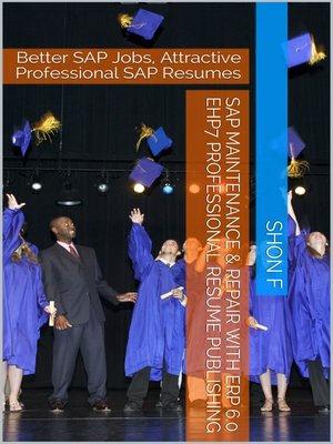 cover image of SAP Maintenance & Repair with ERP 6.0 EHP7 Professional Resume Publishing