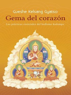 cover image of Gema del corazón