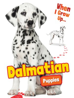cover image of Dalmatian Puppies