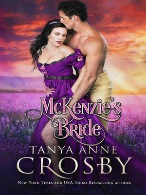 cover image of McKenzie's Bride