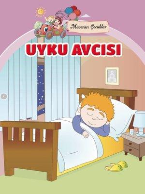 cover image of Uyku Avcısı