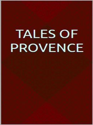 cover image of Tales of Provence