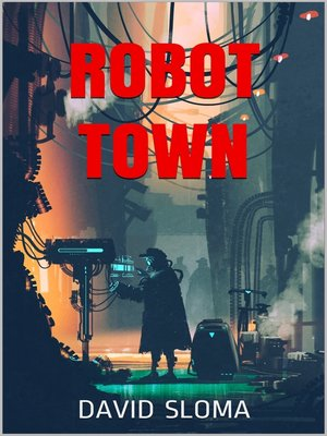 cover image of Robot Town
