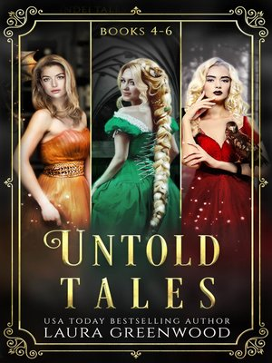 cover image of Untold Tales