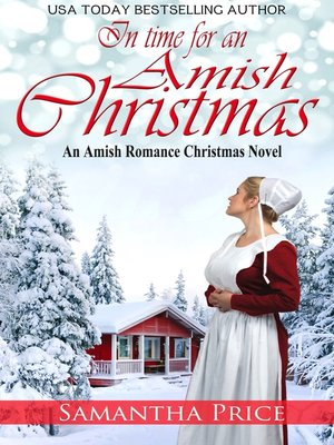 cover image of In Time for an Amish Christmas