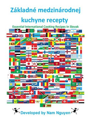 cover image of Základné medzinárodnej kuchyne recepty