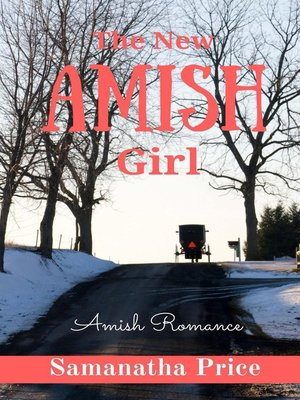 cover image of The New Amish Girl