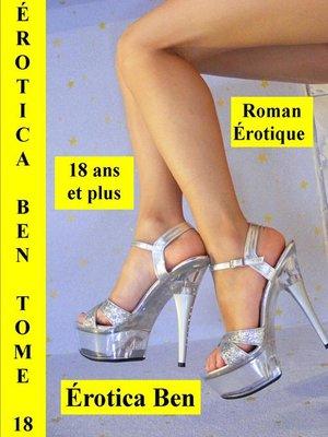 cover image of Érotica Ben le dix-huitième