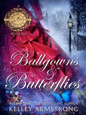 cover image of Ballgowns & Butterflies
