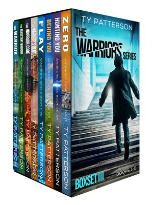 cover image of The Warriors Series Boxset III