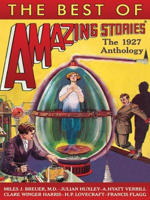 cover image of The Best of Amazing Stories