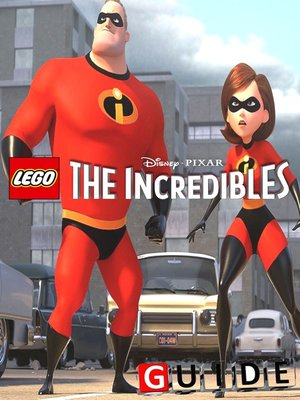 cover image of LEGO the Incredibles Complete Tips and Tricks