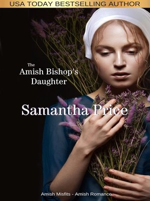 cover image of The Amish Bishop's Daughter