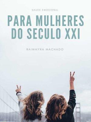 cover image of Saúde Emocional Para Mulheres do Seculo XXI