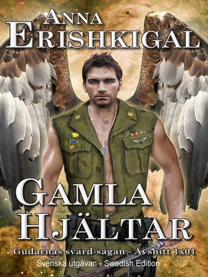 cover image of Gamla hjältar