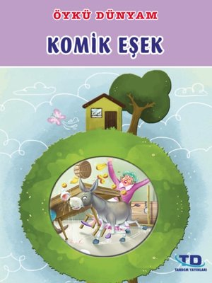 cover image of Komik Eşek