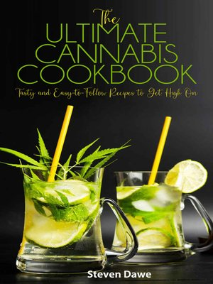 cover image of The Ultimate Cannabis Cookbook