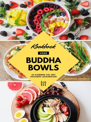cover image of Kookboek Voor Buddha Bowls