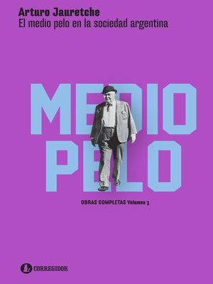 cover image of El medio pelo en la sociedad argentina
