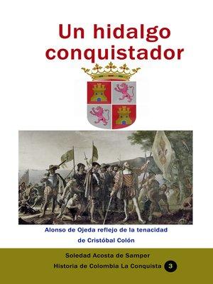 cover image of Un hidalgo conquistador