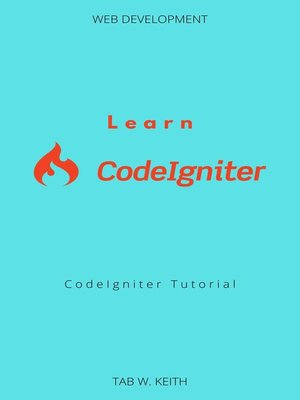 cover image of Learn CodeIgniter