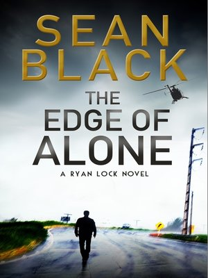 cover image of The Edge of Alone – Ryan Lock #7