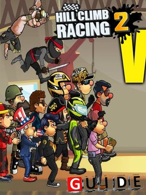 cover image of Hill Climb Racing 2 Complete Tips and Tricks